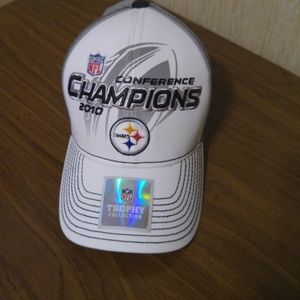 Pittsburgh Steelers  Conference Champions Cap